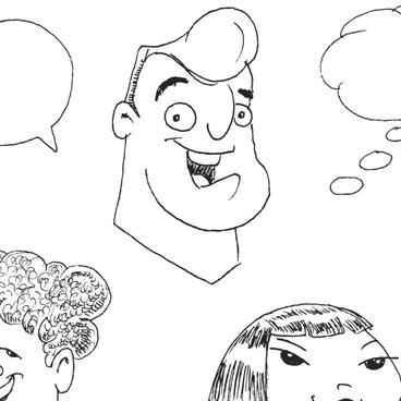 Interpretation von Karikaturen