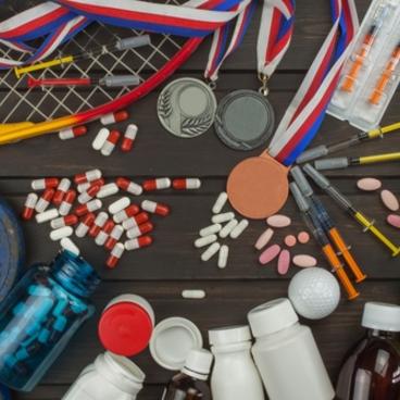 Doping in der Sportwelt
