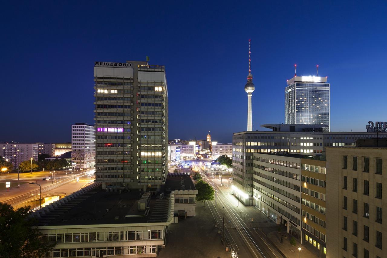 Deutschland Hauptstadt